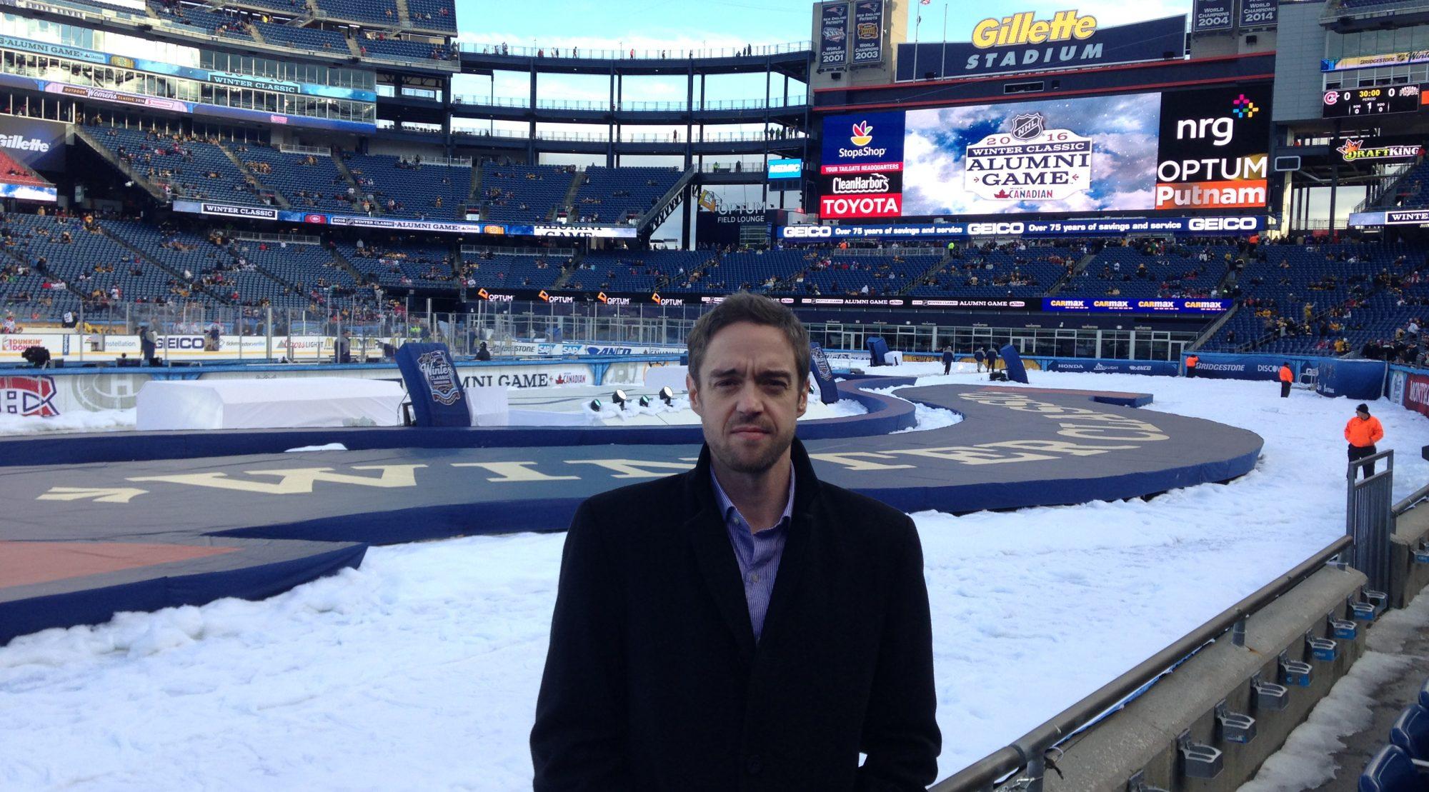 Murph On Ice