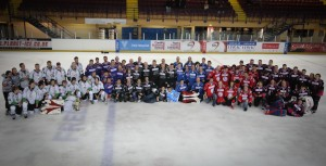 The UK Forum All-Stars weekend is a great charity event. Photo Courtesy - Geraint Walters.