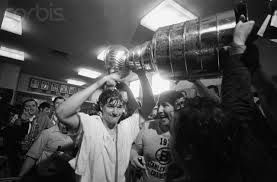 Bobby Orr is a huge part of Stanley Cup legend. Photo Courtesy - hockeygods.com