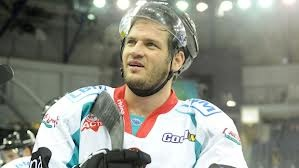 Adam Keefe is a fan favourite in Belfast. Photo Courtesy - OHL Alumni