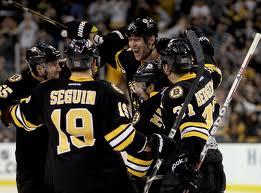 The Bruins key guys are ready to go. Photo Courtesy - thescore.com