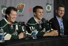 The Wild broke the bank on Suter and Parise. Photo Courtesy - twincities.com