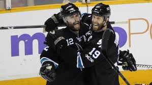 Is this the year for Marleau and Thornton? Photo Courtesy - cbc.ca