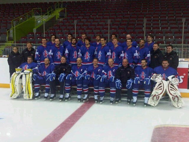 Team GB played hard in Riga at the final Olympic Qualifiers.