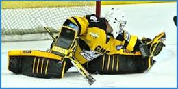 Craig Kowalski has been great in the Panthers crease. Photo courtesy - www.eliteleague.co.uk