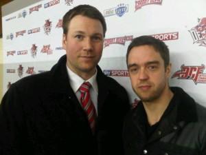 Murph & Christiansen catch-up to chat hockey.