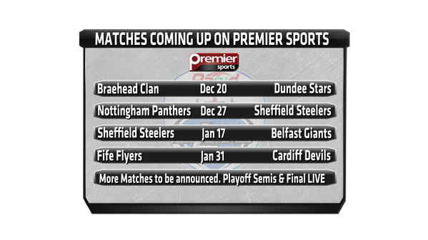 Some great action from the EIHL coming on Premier Sports!