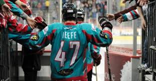 Keefe and the Giants hope to return to championship form next season. (Courtesy belfastgiants.com)