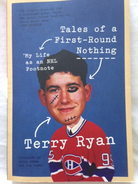 Ryan is now an author - his no holds barred book is a must read!